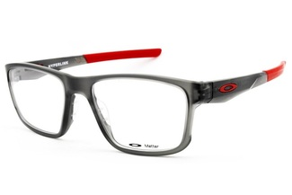 Óculos Grau Oakley Hiperlink Satin Grey Smoke OX8078 0554