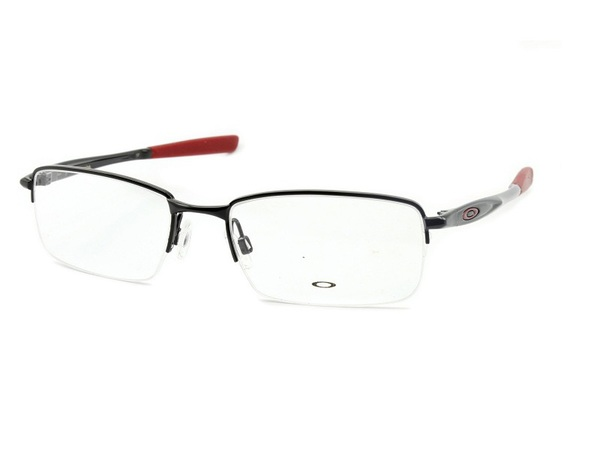 Óculos Grau Oakley Polished Black - OX3167