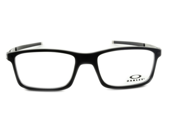 Óculos Grau Oakley Pitchman Satin Black