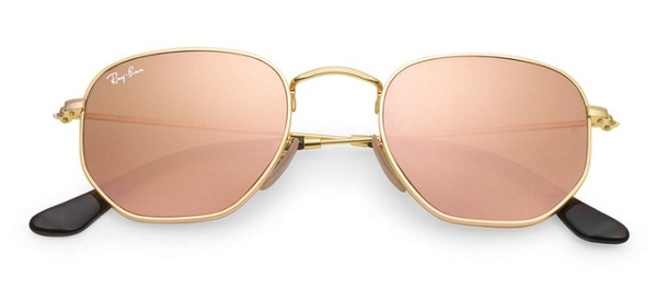 Óculos de Sol Ray-Ban Hexagonal RB 3548-NL