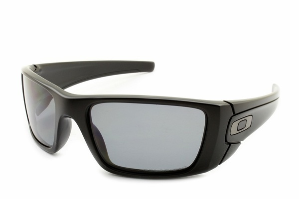 Oakley Fuel Cell Matte Black Grey Polarized OO9096