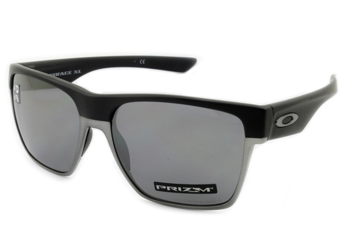 Óculos de Sol Oakley Two Face XL Matte Black Polarizado OO9350 thumb ... 53173f61c4