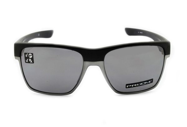 Óculos de Sol Oakley Two Face XL Matte Black Polarizado OO9350