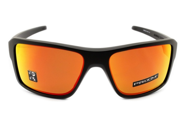 Óculos Oakley Double Edge Matte Black Prizm Polarized 9380