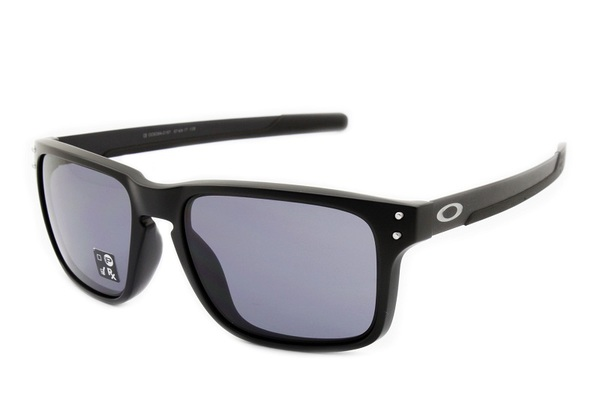 Oakley Holbrook Mix Matte Black OO9384 01