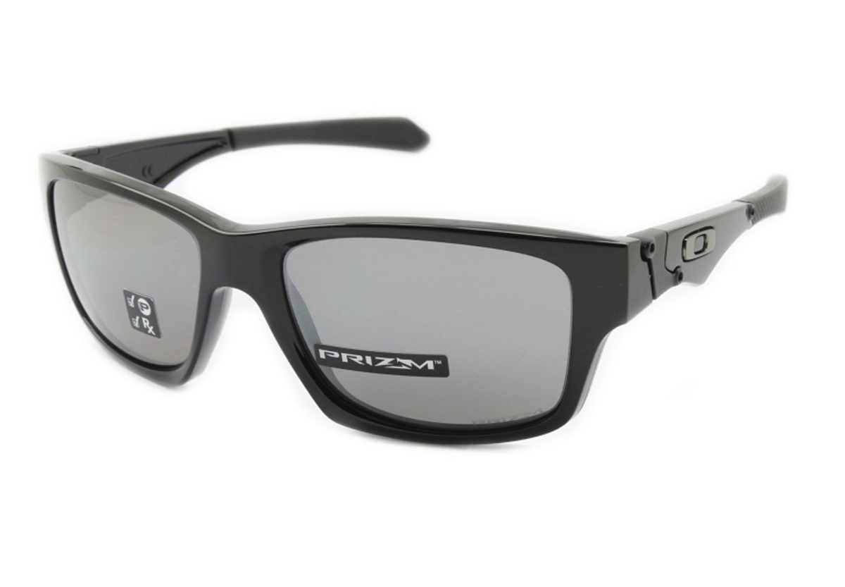 Oakley Jupiter Matte Black Iridium Polarized OO9135 09 - Oakley ... 20bcaa863b