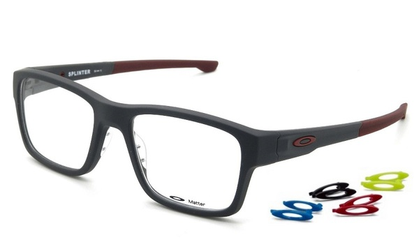 Armacao Grau Oakley Splinter Ox8077l 06 54 Pavement