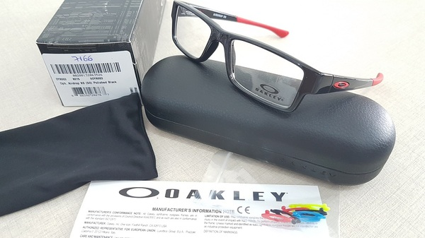 Oakley Airdrop Xs Infantil Oy8003 Polished Black