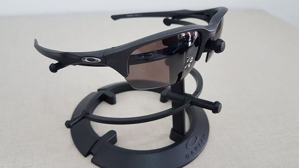 Óculos Oakley Flak Beta Steel Prizm Daily Polarized