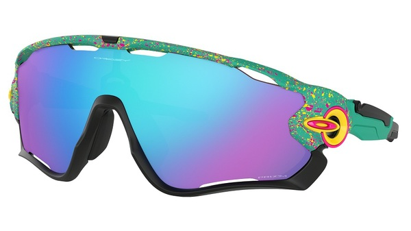 Oakley Jawbreaker Oo9290 4131 Splatterfade Collection