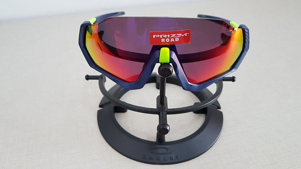 Oakley Flight Jacket Prizm Matte Navy Oo9401 05