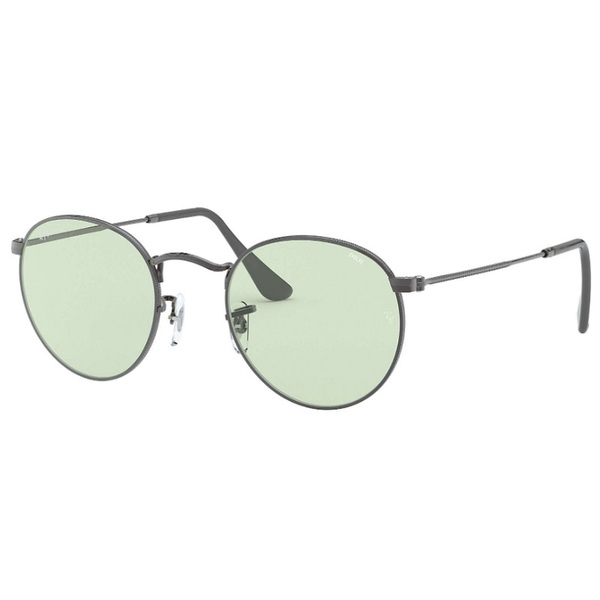 Óculos Sol Ray ban Round Evolve Rb3447 004/t1 53