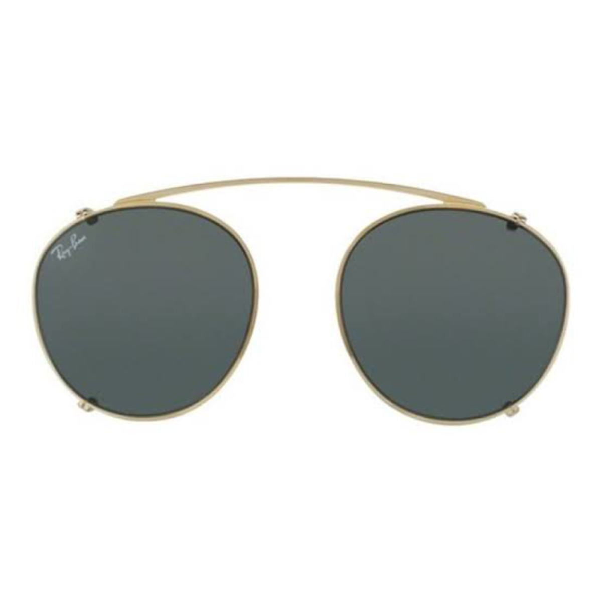 Clip On Ray Ban Rb2180c 250071 49mm Serve Na Armação Rb2180