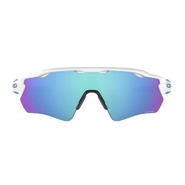 Oakley Radar Ev Path Oo9208-57 Polished White/prizm Sappihre