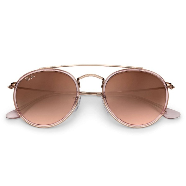 Óculos Ray-Ban Round Double Bridge RB3647N 9069/A5 51