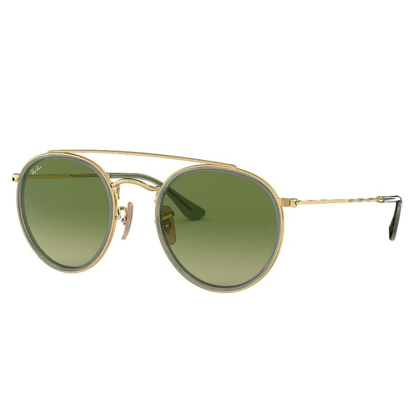 Óculos Ray-Ban Round Double Bridge RB3647N 9122/4M 51