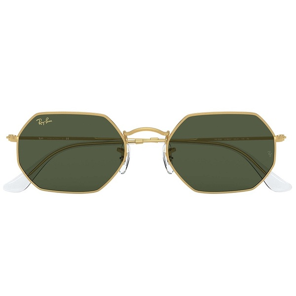Ray-ban Octagonal RB3556 919631 53 Legend Gold