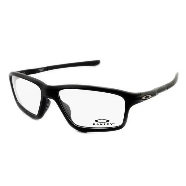 Oakley Crosslink Zero Satin Black Reflect Ox8076 56