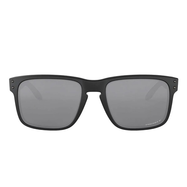 Oakley Holbrook Matte Black Prizm Grey Polarized OO9102 D6