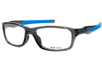 Óculos de Grau Oakley Crosslink OX8030 0855 Grey Smoke