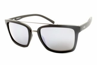 Óculos de Sol HB Spencer Matte Black Gray Lenses - 90130