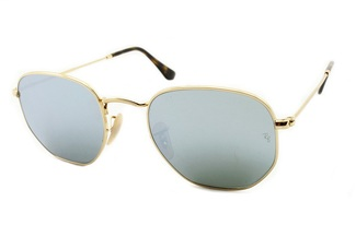 Óculos de Sol Ray-Ban Hexagonal RB 3548-N 001/30