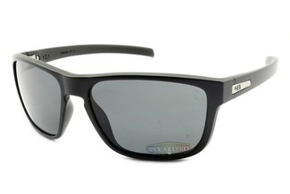 Óculos de Sol HB Thruster M.Black Gray Polarized Lenses - 90133