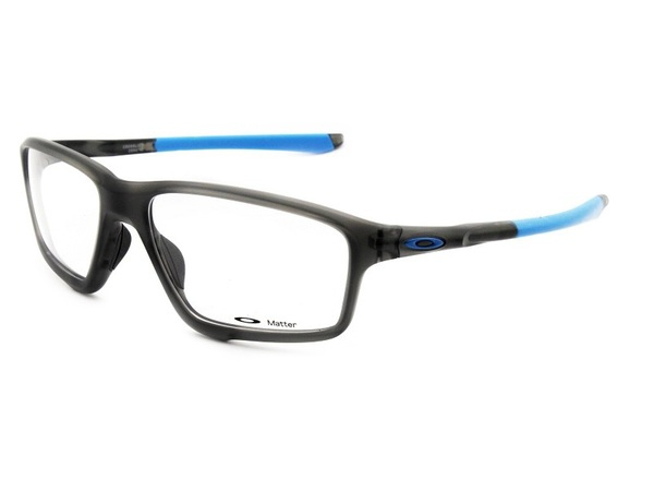 Armação Oakley Crosslink Zero satin Grey smoke OX8076