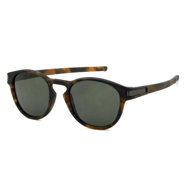 Oakley Latch Oo9265 50 Matte Brown Tortoise Prizm Grey