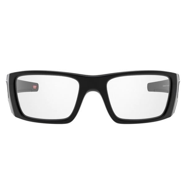 Oakley Fuel Cell Polished Black Clear Oo9096 L7