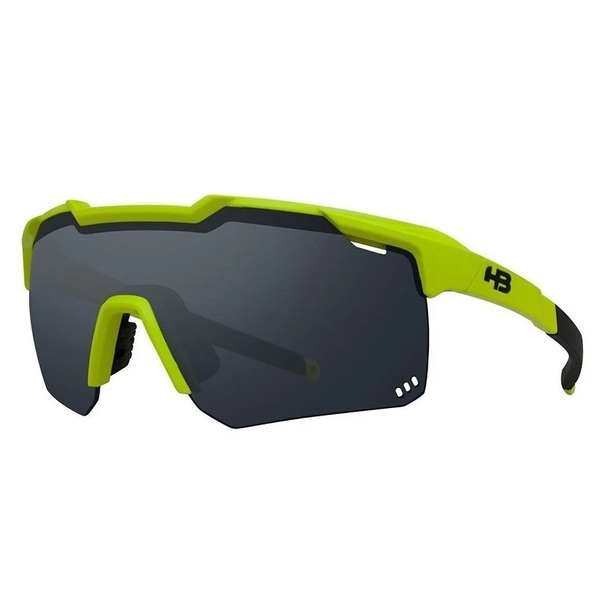 Óculos HB Shield Evo R Neon Yellow Gray