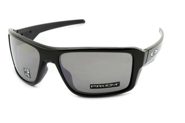 Óculos Oakley Double Edge Polished Black Prizm Polarized 9380 ... c34308f1da
