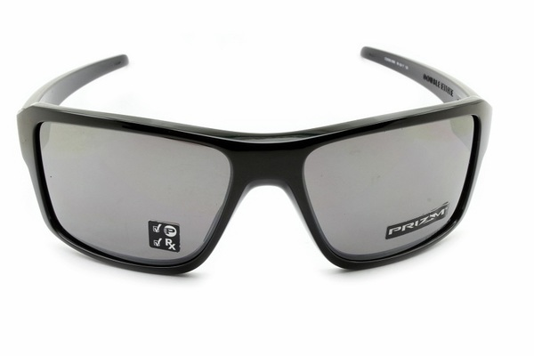 Óculos Oakley Double Edge Polished Black Prizm Polarized 9380