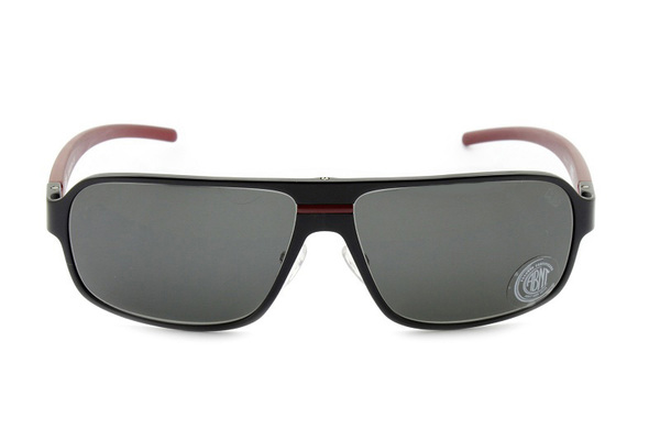Óculos de Sol HB Freefall  Black/Metalic Red 90091