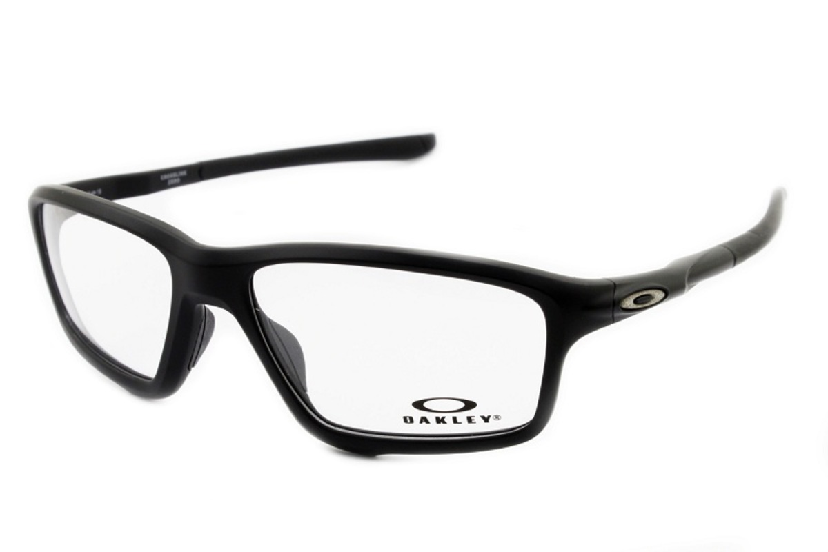 Armação Oakley Crosslink Zero Satin Black Reflect OX8076 principal