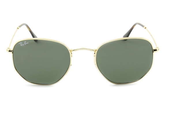 Óculos de Sol Ray-Ban Hexagonal RB 3548N 001