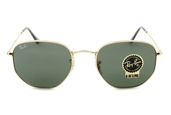 ÓCULOS DE SOL RAY-BAN HEXAGONAL RB 3548N 001 54
