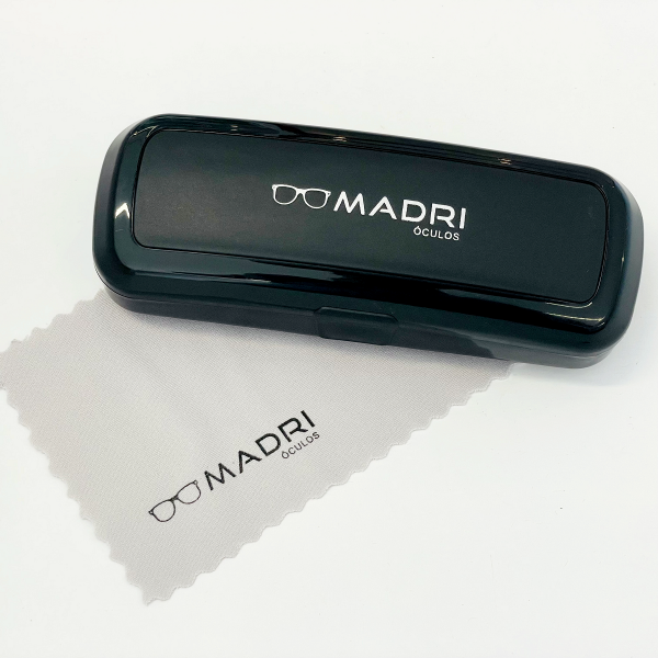 Oculos Sol Hb Rocker 2.0 Matte Black Lente Blue Chrome