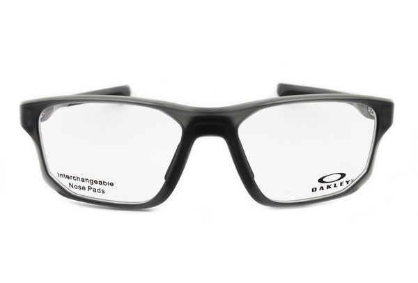 Óculos de Sol Oakley Oph Crosslink Fit Satin Grey Smoke OX8136 0255