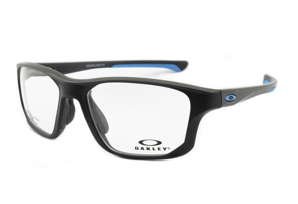 Óculos de Sol Oakley Oph Crosslink Fit Satin Black Sky Ox3136 0155 55