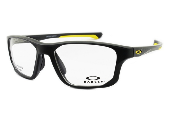 Óculos de Sol Oakley Oph Crosslink Fit Satin Pavement Ox8136