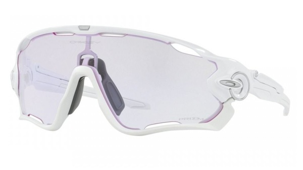 Óculos Oakley Jawbreaker Prizm Low Light Branco