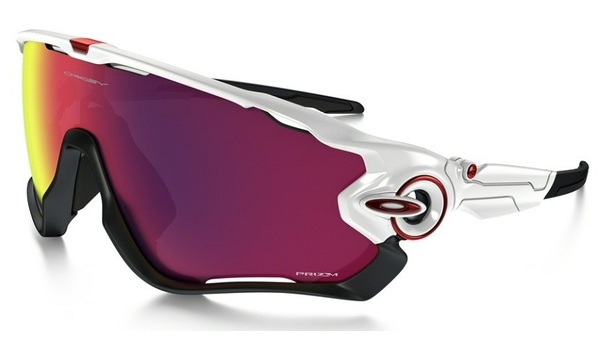 Oakley Jawbreaker Oo9290 Polished White Prizm Road