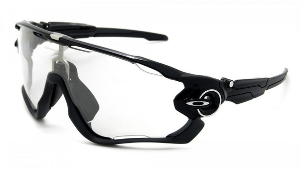 Oakley Jawbreaker Oo9290 Polished Black Photochromic